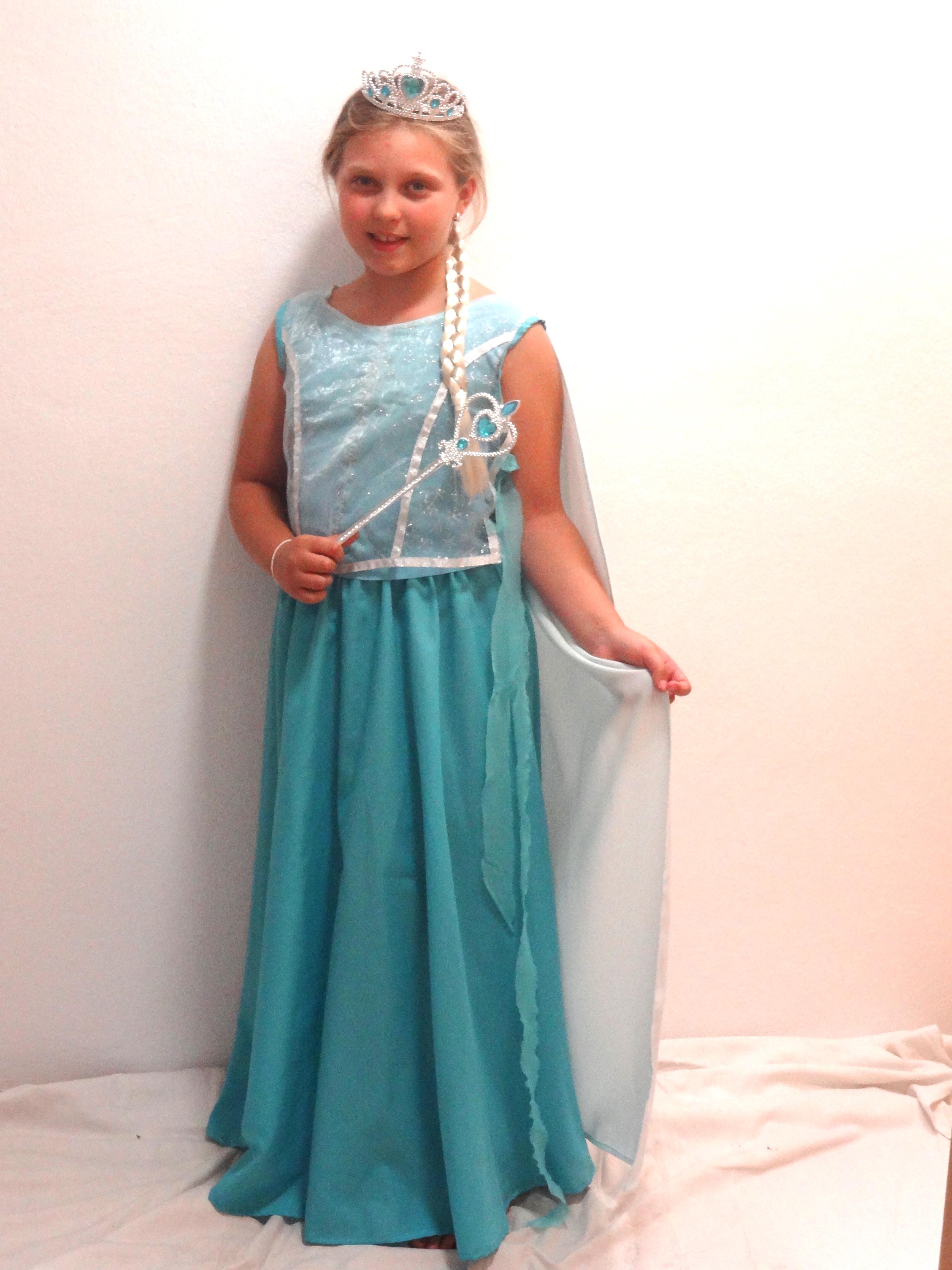 60b433c28713 Princezná Elsa 1 » Karnevalovo